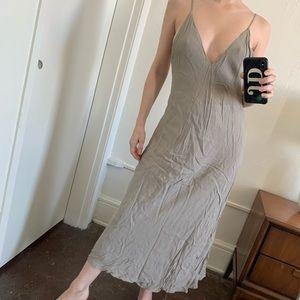 TROIS Kerr dress!
